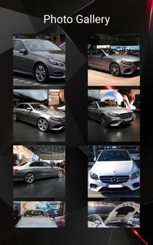 Mercedes E Class Car Photos and Videos screenshot 3
