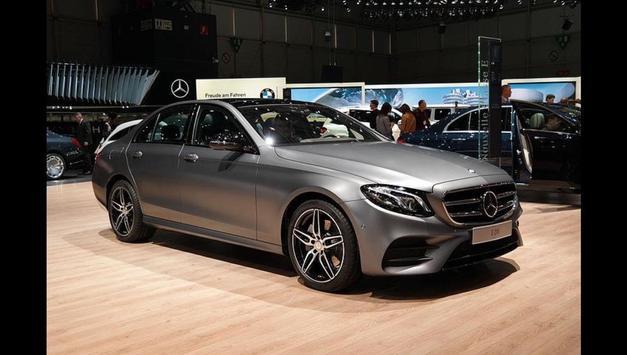 Mercedes E Class Car Photos and Videos screenshot 13
