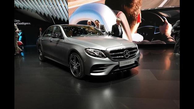 Mercedes E Class Car Photos and Videos screenshot 15
