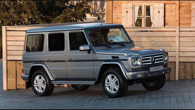 Mercedes G Class Car Photos and Videos screenshot 20