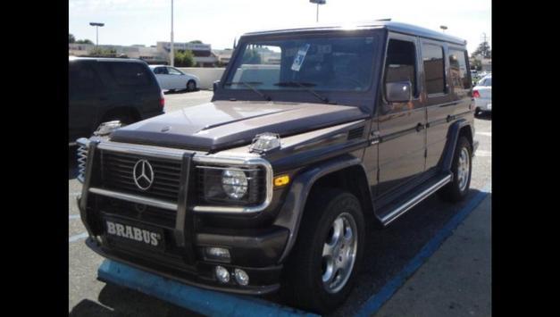 Mercedes G Class Car Photos and Videos screenshot 5