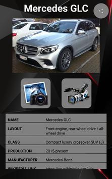 Mercedes GLC Car Photos and Videos screenshot 1