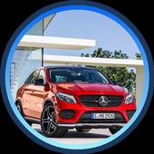 Mercedes GLE Car Photos and Videos icon