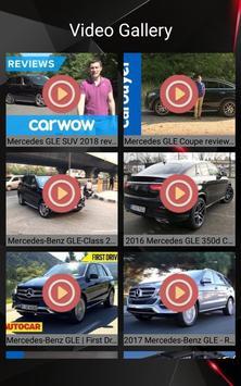 Mercedes GLE Car Photos and Videos screenshot 10