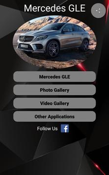 Mercedes GLE Car Photos and Videos screenshot 16
