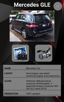 Mercedes GLE Car Photos and Videos screenshot 9