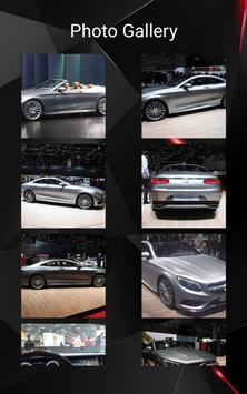 Mercedes S Class Car Photos and Videos screenshot 3