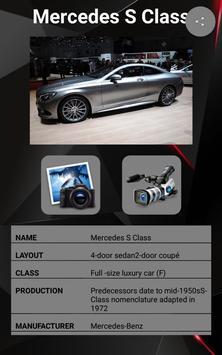 Mercedes S Class Car Photos and Videos screenshot 1