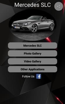 Mercedes SLC Car Photos and Videos poster