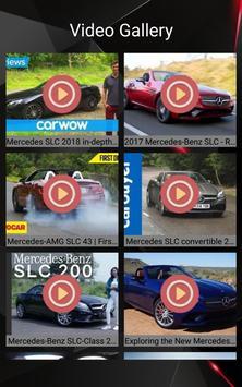 Mercedes SLC Car Photos and Videos screenshot 10