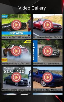 Mercedes SLC Car Photos and Videos screenshot 18