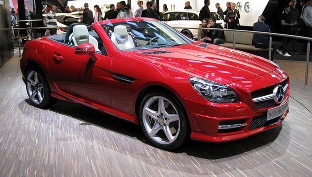 Mercedes SLC Car Photos and Videos screenshot 7