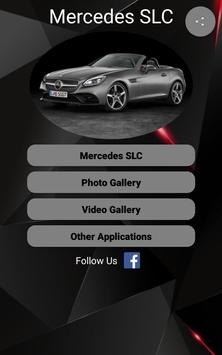 Mercedes SLC Car Photos and Videos screenshot 8