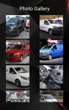 Mercedes V Class Car Photos and Videos screenshot 19