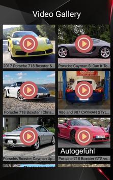 Porsche Car Photos and Videos screenshot 3