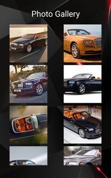 Rolls Royce Dawn Car Photos and Videos screenshot 11