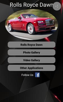 Rolls Royce Dawn Car Photos and Videos screenshot 8