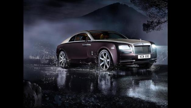 Rolls Royce Wraith Car Photos and Videos screenshot 4