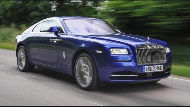 Rolls Royce Wraith Car Photos and Videos screenshot 13