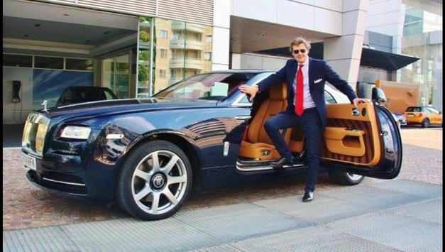 Rolls Royce Wraith Car Photos and Videos screenshot 22