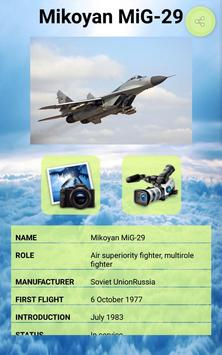 MiG-29 Photos and Videos screenshot 1