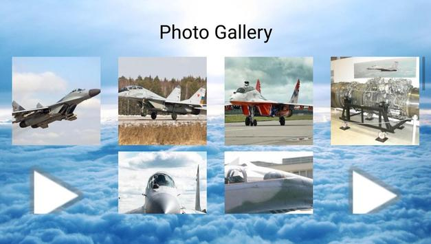 MiG-29 Photos and Videos screenshot 22