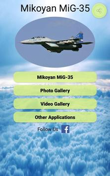 MiG-35 Photos and Videos screenshot 8