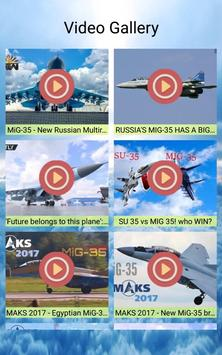 MiG-35 Photos and Videos screenshot 2