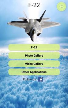 F-22 Photos and Videos poster