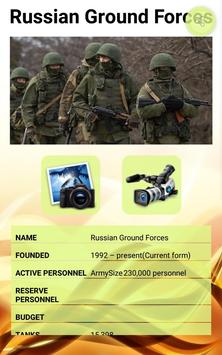 Russian Ground Forces Photos and Videos screenshot 1