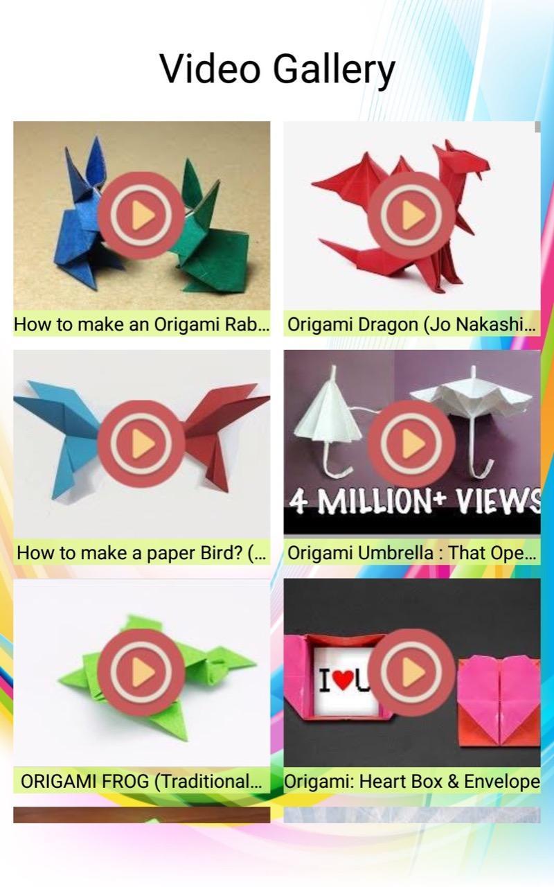 How to Make Paper Umbrellas | 1280x800