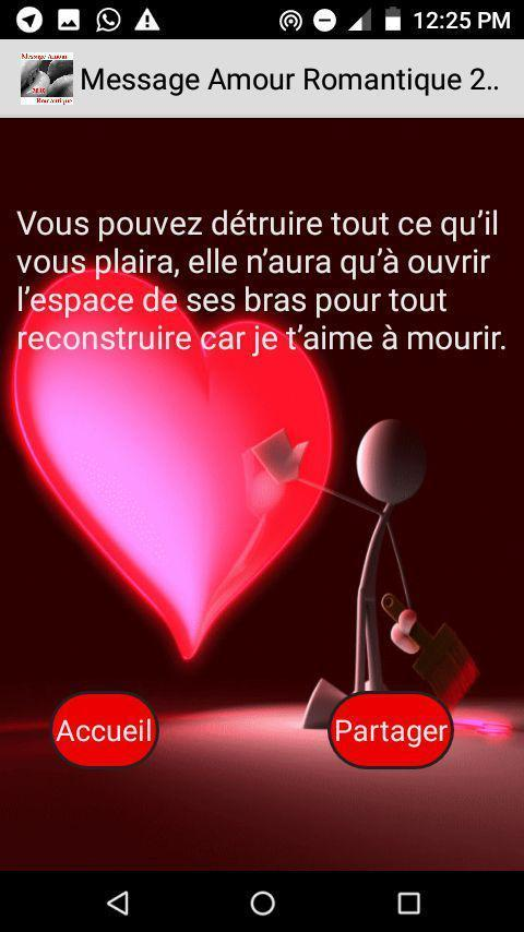 Sms Amour Romantique 2019 For Android Apk Download
