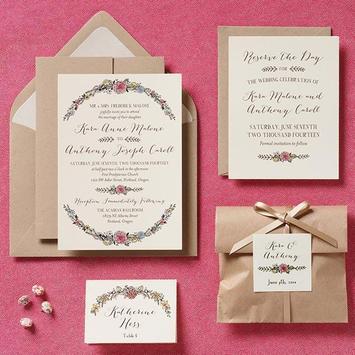 Wedding Invitation Ideas poster