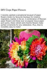 DIY Flower Decoration screenshot 3