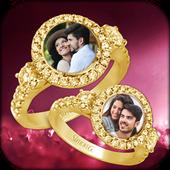 Lovely Ring Photo Frame icon