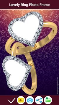 Lovely Ring Photo Frame screenshot 4