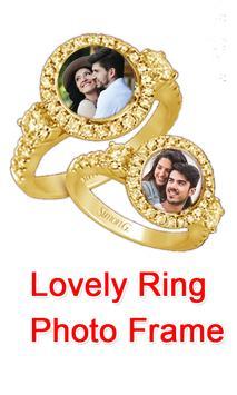 Lovely Ring Photo Frame screenshot 2
