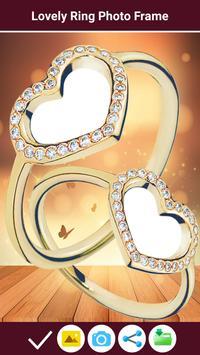 Lovely Ring Photo Frame screenshot 3