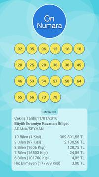 Loto Takip apk screenshot