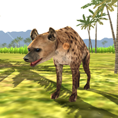 Hyena simulator icon