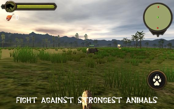 Hyena simulator screenshot 1