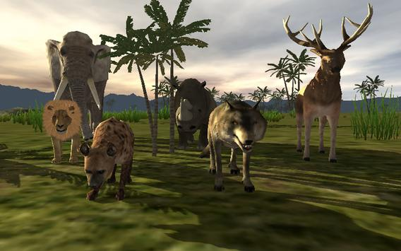 Hyena simulator screenshot 7