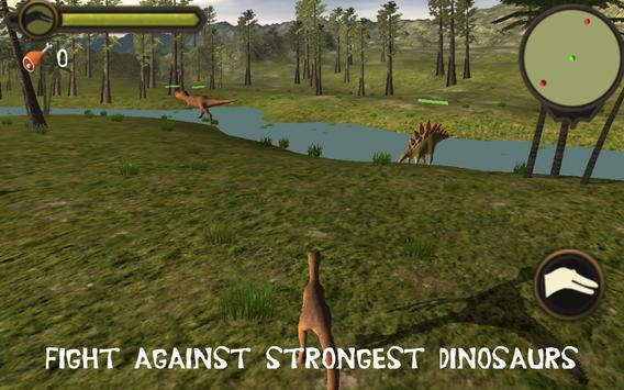 Raptor simulator 2017 apk screenshot
