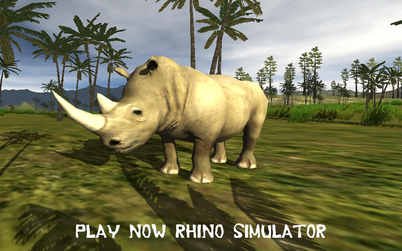 Rhino simulator for Android - APK Download