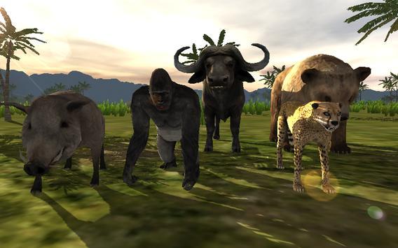 Rhino simulator screenshot 2
