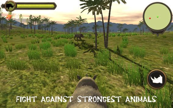 Rhino simulator screenshot 5