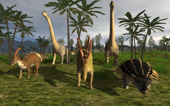 Tyrannosaurus Rex simulator apk screenshot