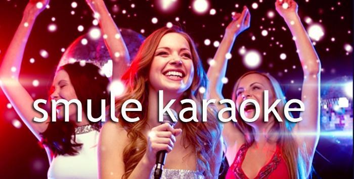 2017:Smule Sing! Karaoke Tips poster