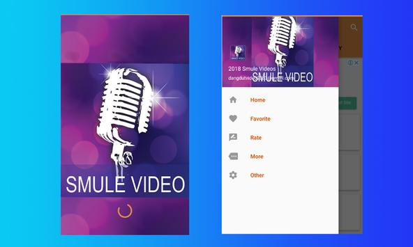 smule sing download video
