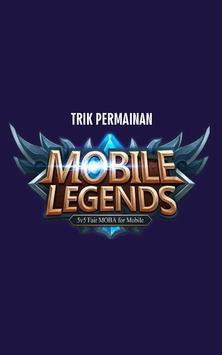 Tips Main Mobile Legend Agar Menang poster